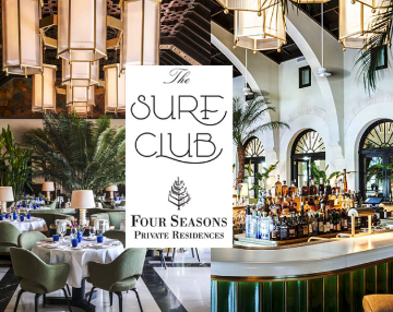 The Surf Club, Miami